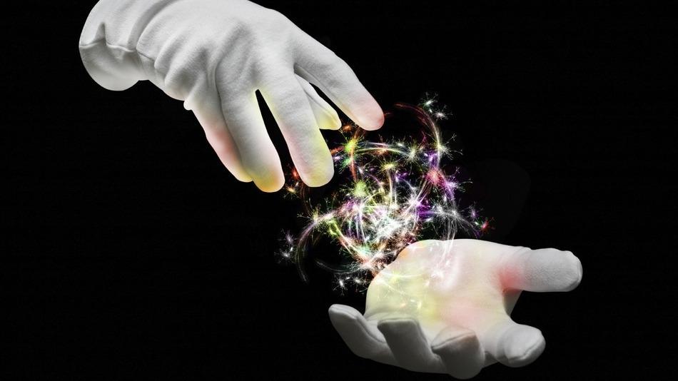 magic-trick by James David Parker