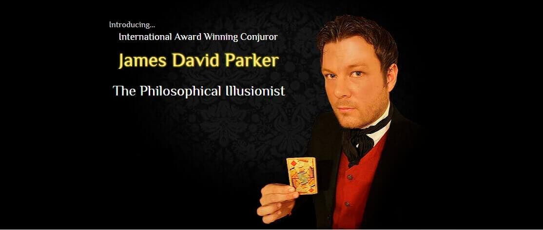 International Award-Winning Conjuror